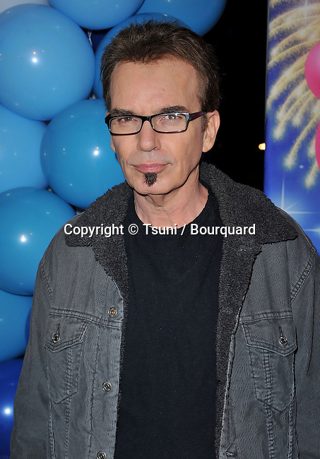 Billy Bob Thornton  - Let s Celebrate Disney On Ice at the Nokia Plaza in Los Angeles.