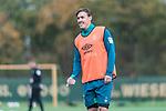 02.11.2018, Trainingsgelaende am Weserstadion, Bremen, GER, 1.FBL, Training SV Werder Bremen<br /> <br /> im Bild<br /> Max Kruse (Werder Bremen #10), <br /> <br /> Foto © nordphoto / Ewert