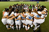 Lakewood Ranch, FL - Wednesday, October 10, 2018:   USWNT during a U-17 USWNT match against Colombia.  The U-17 USWNT defeated Colombia 4-1.