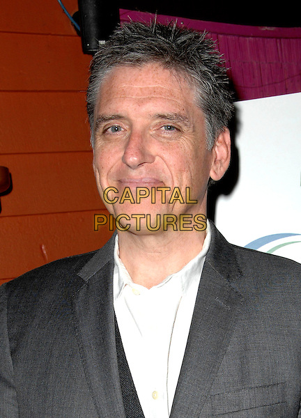 CRAIG FERGUSON.MOTHERHOOD: A Benefit for Maternal Fetal Care International (MFCI) hosted by Ferguson & Masterson held At cafe Des Artistes, Hollywood, California, USA..April 26th, 2009.headshot portrait grey gray.CAP/ADM/KB.©Kevan Brooks/AdMedia/Capital Pictures.