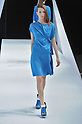 Spring/Summer 2014 Collection of Japanese fashion brand Yasutoshi Ezumi on October 14, 2013, in Tokyo.