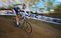 Niels Albert (BEL) on his way to the win<br /> <br /> Vlaamse Duinencross Koksijde 2013
