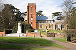 Church of St Mary, Grundisburgh, Suffolk