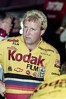 DAYTONA BEACH, FL - JUL 2, 1994:  Sterling Marlin is shown in the garage before the Pepsi 400 NASCAR Winston Cup race at Daytona International Speedway, Daytona Beach, FL. (Photo by Brian Cleary/www.bcpix.com)