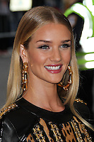 "NEW YORK CITY, NY, USA - MAY 05: Rosie Huntington-Whiteley at the ""Charles James: Beyond Fashion"" Costume Institute Gala held at the Metropolitan Museum of Art on May 5, 2014 in New York City, New York, United States. (Photo by Xavier Collin/Celebrity Monitor)"
