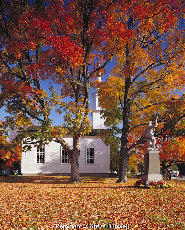 Congregational church, Scituate, RI