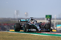 1st November 2019; Circuit of the Americas, Austin, Texas, United States of America; Formula 1 United Sates Grand Prix, practice day; Mercedes AMG Petronas Motorsport, Lewis Hamilton - Editorial Use