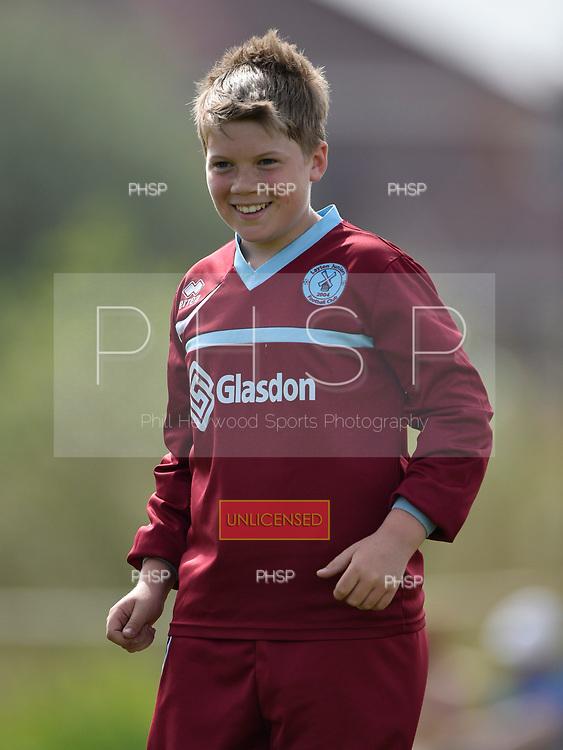 1805/2014 BDYFL Plate Final 2014 U-12 Layton Juniors v  Poulton Youth <br /> <br /> &copy;  Phill Heywood