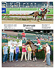 Shamroge winning at Delaware Park on 9/6/12