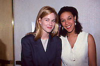 Laura Linney &amp; Linda Powell by Jonathan <br />