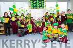 Nathan Sharman,  Andrea Foley and Sinead Carr and Students of Moyderwell NS have  recorded a music video to support Kerry team called 'Rock Them Dubs'.