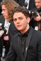 "CANNES, FRANCE. May 22, 2019: Xavier Dolan  at the gala premiere for ""Oh Mercy!"" at the Festival de Cannes.<br /> Picture: Paul Smith / Featureflash"