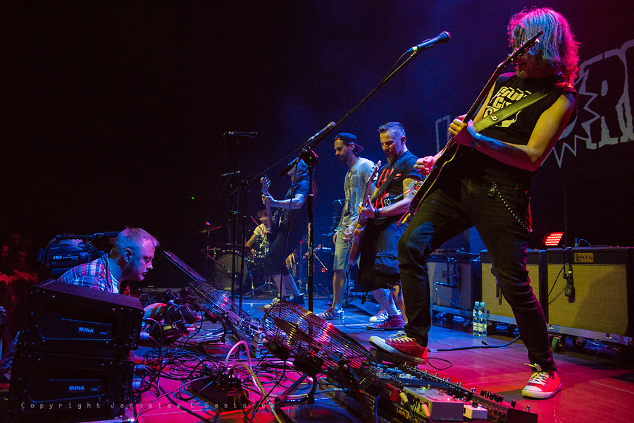 50 LITZA, koncert Luxtorpedy w Zamku 14.04.18
