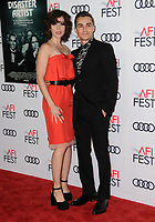 12 November  2017 - Hollywood, California - Alison Brie, Dave Franco. AFI FEST 2017 Screening Of &quot;The Disaster Artist&quot; held at The Beverly Hilton Hotel in Hollywood. <br /> CAP/ADM/BT<br /> &copy;BT/ADM/Capital Pictures