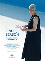 End of Season (2018)<br /> POSTER ART<br /> *Filmstill - Editorial Use Only*<br /> CAP/MFS<br /> Image supplied by Capital Pictures