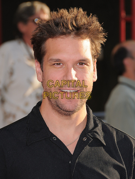DANE COOK.The Touchstone Pictures' World Premiere of Swing Vote held at The El CapitanTheatre in Hollywood, California, USA. .July 24th, 2008  .headshot portrait stubble facial hair .CAP/DVS.©Debbie VanStory/Capital Pictures.