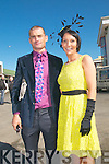 Ladies Day Listowel Races : Pictured at Ladies Day in Listowel ofn Friday last were Chris & Pauline Enright from Athea.