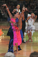 Blacpool Danca Festival is the most famous event among dance competiptions held in Blackpool, United Kingdom on June 01, 2011. ATTILA VOLGYI<br /> Published on DanceSport Info do not copy!