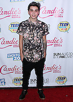 BEVERLY HILLS, CA, USA - AUGUST 09: Sam Pottorff at the DigiTour and Candie's Official Teen Choice Awards 2014 Pre-Party held at The Gibson Showroom on August 9, 2014 in Beverly Hills, California, United States. (Photo by Xavier Collin/Celebrity Monitor)