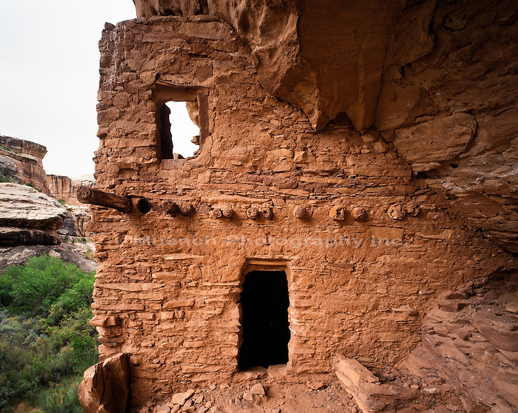 Two Story Ruin, Anasazi, Grand Gulch