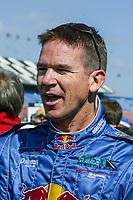 Randy Pobst, Rolex 24 at Daytona, February 2003.  (Photo by Brian Cleary/bcpix.com)