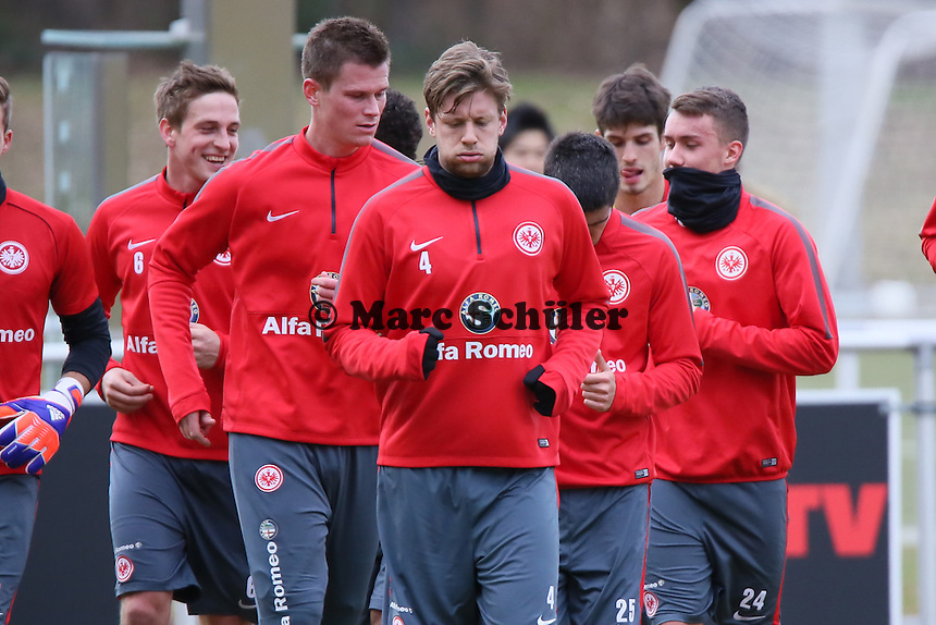 Marco Russ - Eintracht Frankfurt Training, Commerzbank Arena