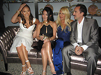 JENNIFER LOPEZ DONATELLA VERSACE NICOLAS CAGE AND WIFE ALICE KIM  2006<br /> Photo By John Barrett/PHOTOlink.net