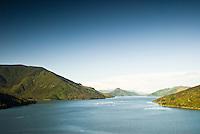 Grove Arm of Queen Charlotte Sound - Marlborough, New Zealand