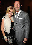 Nancy Golden and Phillip Hudson at day three of  Fashion Houston 5 at the Wortham Theater Thursday Nov. 20, 2014.(Dave Rossman photo)