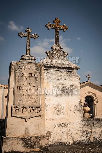 Cemetery, Petra, Mallorca