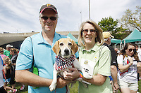 PITTSBURGH, PA - MAY 4: The Pittsburgh Marathon-Pet Walk race takes place on May 4, 2013 in Pittsburgh, Pennsylvania.