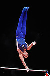 Gymnastics World Championships Mens Qualifications  26.10.15. USA in action.Danell Levya