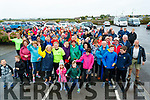 The Tony O'Donoghue Memorial walk in Blennerville on Saturday last.