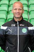 GRONINGEN - Voetbal, Presentatie FC Groningen o23, seizoen 2017-2018, 11-09-2017,   Gerard Wiekens