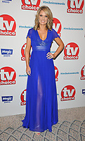 Charlotte Hawkins at the TV Choice Awards 2018, The Dorchester Hotel, Park Lane, London, England, UK, on Monday 10 September 2018.<br /> CAP/CAN<br /> &copy;CAN/Capital Pictures