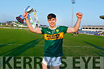 Kerry U20 captain Donal O'Sullivan