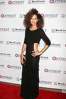 LOS ANGELES, CA - OCTOBER 23: Sherri Saum at the 2016 Outfest Legacy Awards at Vibiana in Los Angeles, California on October 23, 2016. Credit: David Edwards/MediaPunch