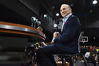 BROOKLYN, NY - DECEMBER 21: Sports broadcast commentator Ray Mancini attends the Fox Sports and Premier Boxing Champions official weigh-in for the December 22 Fox PBC Fight Night at the Barclay Center on December 21, 2018 in Brooklyn, New York. (Photo by Anthony Behar/Fox Sports/PictureGroup)