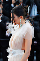Kendall Jenner attends the screening of 'Girls Of The Sun (Les Filles Du Soleil)' during the 71st annual Cannes Film Festival at Palais des Festivals on May 12, 2018 in Cannes, France.<br /> CAP/GOL<br /> &copy;GOL/Capital Pictures