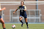 15 September 2013: Notre Dame's Sammy Scofield. The University of North Carolina Tar Heels hosted the University of Notre Dame Fighting Irish at Fetzer Field in Chapel Hill, NC in a 2013 NCAA Division I Women's Soccer match. Notre Dame won the game 1-0.