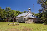 Historic Schoolhouse w/ Merry-Go-Round in Drury, KS