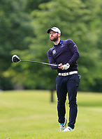 Kristian Crane (Cotswold Edge GC) on the 2nd tee during Round 1 of the Titleist &amp; Footjoy PGA Professional Championship at Luttrellstown Castle Golf &amp; Country Club on Tuesday 13th June 2017.<br /> Photo: Golffile / Thos Caffrey.<br /> <br /> All photo usage must carry mandatory copyright credit     (&copy; Golffile | Thos Caffrey)