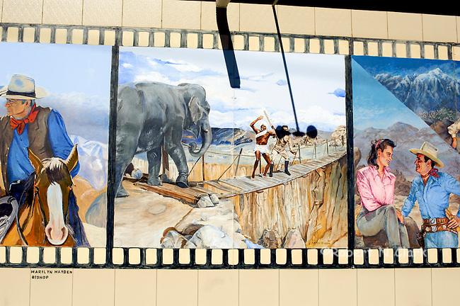 Lone Pine Wall Murals