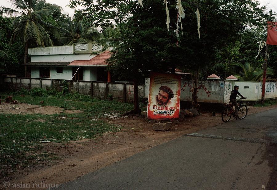 Streets near the shrine of Manubam Bibi