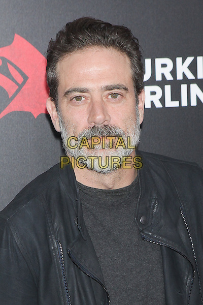 NEW YORK, NY - MARCH 20: Jeffrey Dean Morgan at the New York Premiere of Warner Bros. Pictures&rsquo; &ldquo;Batman v Superman: Dawn of Justice&rdquo; at Radio City Music Hall in New York City on March 20, 2016. <br /> CAP/MPI99<br /> &copy;MPI99/Capital Pictures
