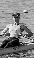 Caversham. Berkshire. UK<br /> Lightweight single sculls, Maddie ARLETT.<br /> 2016 GBRowing U23 Trials at the GBRowing Training base near Reading, Berkshire.<br /> <br /> Tuesday  12/04/2016<br /> <br /> [Mandatory Credit; Peter SPURRIER/Intersport-images]