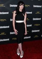WEST HOLLYWOOD, CA, USA - AUGUST 23: Ashley Rickards arrives at the 2014 Entertainment Weekly Pre-Emmy Party held at the Fig & Olive on August 23, 2014 in West Hollywood, California, United States. (Photo by Xavier Collin/Celebrity Monitor)