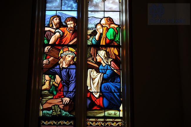 Easter Vigil in the Basilica