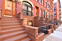 Entrance at 362 West 118th Street