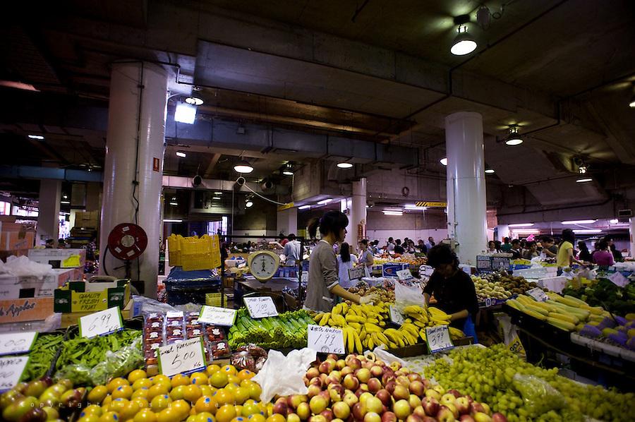 """Sydney Chinatown """"Market City"""", Haymarket Paddy's  Fruit Markets, a cheap Paradiso."""